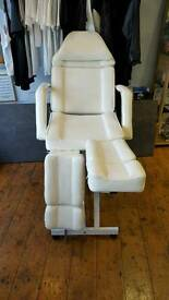Massage and or beauty chair