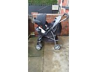 Graco mirage travel system in good clean condition.