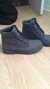 Timberland boots/ bottes