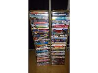 lot of 100 movies on dvd Unopened SEALED