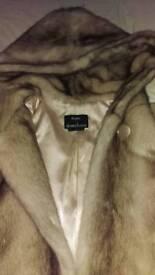 Dennis basso fur coat
