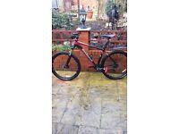Boardman mountain bike comp 27.5