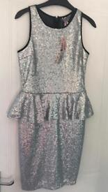 Lipsy size 10 dress New
