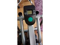 Confidence Fitness 2 in 1 Exercise bike and Cross Trainer
