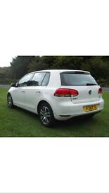 Vw golf mk 6 rear bumper and lights mint condition