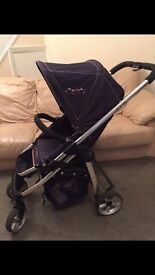 Icandy Limited Edition Cherry Travel System
