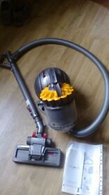 Dyson DC28C hoover still guarenteed