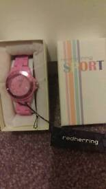 Ladies watches, necklaces, earings and braclet