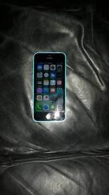 Iphone 5c 8gig on Vodafone