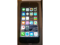 Iphone 5 space grey factory unlocked