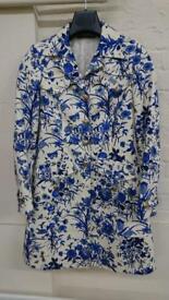Gucci resort 2007 floral coat