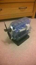 Haynes build your own internal combustion engine,