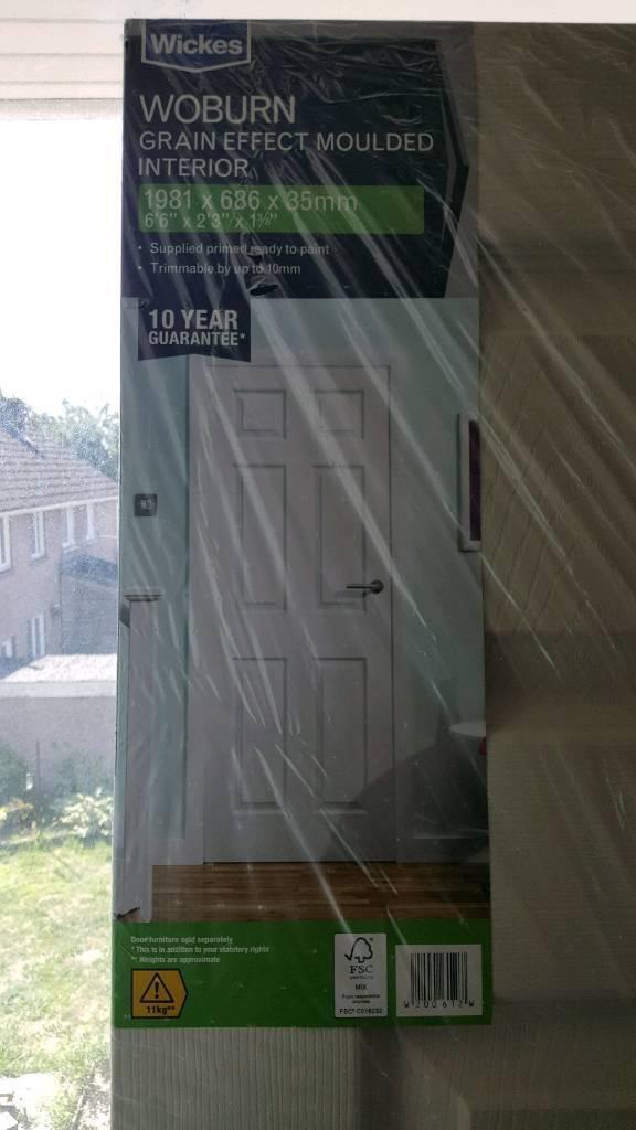 Interior Door Wickes New In Brackla Bridgend Gumtree
