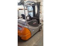 STILL RX 20-20 2011 PERFECT CONDITION FORKLIFT - REDUCED!