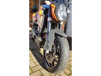 2010 Superduke 990 in great condition and cared for bike