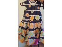 Jaspar Conran floral dress 2-3 years