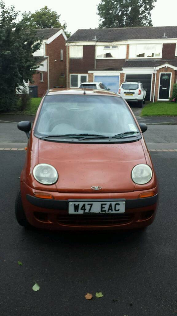 Daewoo Matiz Spares or repair