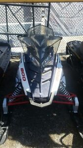 2012 Polaris Switch Back 800 Pro R