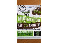 Forest Fitness Ni 5k and 10K Mudmayhem Event