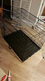 Large pet cage