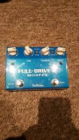 Mosfet full drive bass pedal