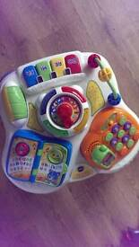 Vtech learn and play Table