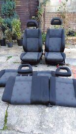 Seat Ibiza Mk3 6L - Car seats FULL SET
