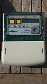 Elster A1140 pv generation meter single or three 3 phase