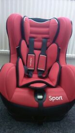 Mothercare forward facing car seat