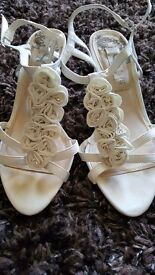 wedding shoes size 6 wide fit