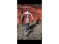 Good condition multi gym
