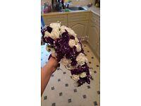 Foam bridal/bridesmaids bouquets
