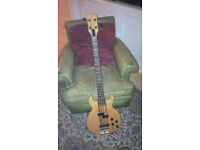Kay solid body full scale bass