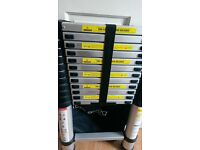 new telescopic ladder never used