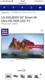 """55"""" Super UHD Smart TV"""