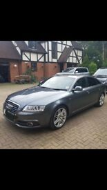 Audi A6 S-Line special edition