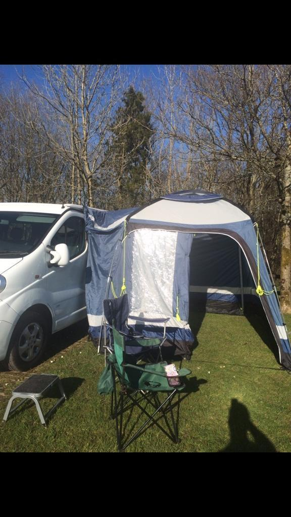 Outdoor Revolution Movelite Midi Drive Away Awning In