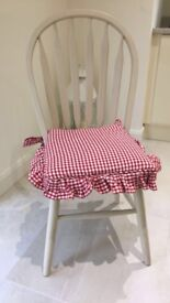 **Red Chair Covers for sale**