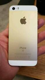 iPhone SE 64GB GOLD (EE)
