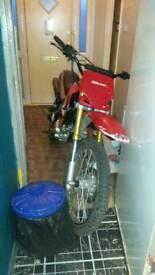 200cc crosser