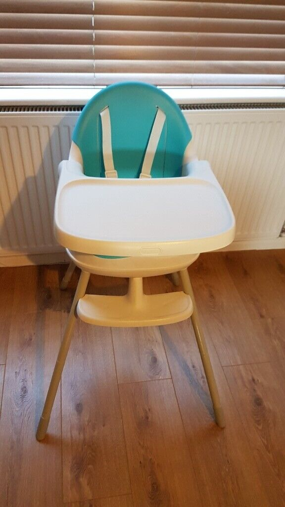 Keter Multi Dine 3 In 1 High Chair Booster Seat 15 In Portslade