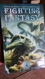 Fighting Fantasy - a book game