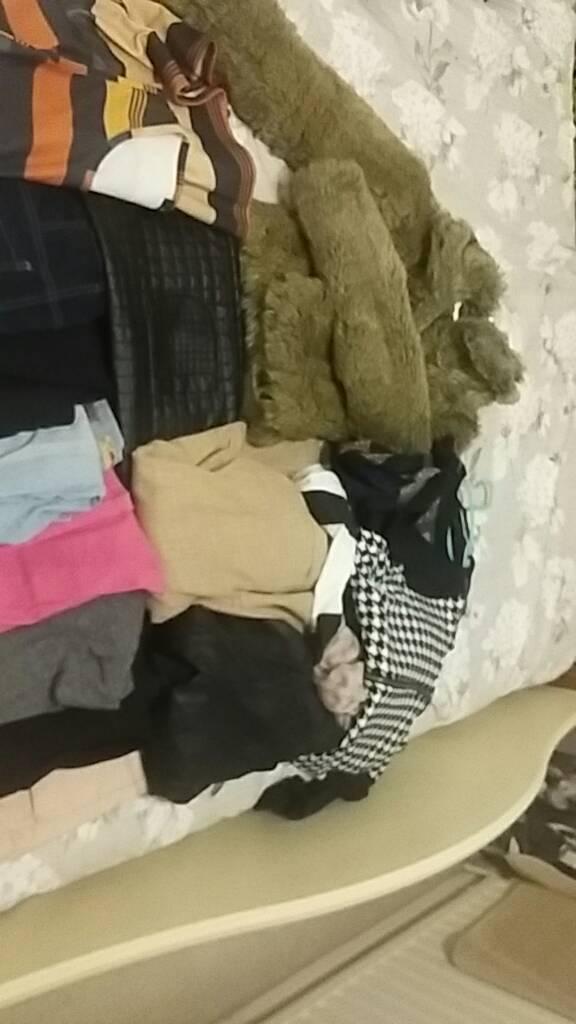 Bundle of ladies clothes size 6-8