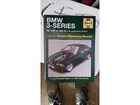 BMW 3 Series Haynes Manual