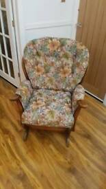 OLD ROCKING CHAIR CHEAP