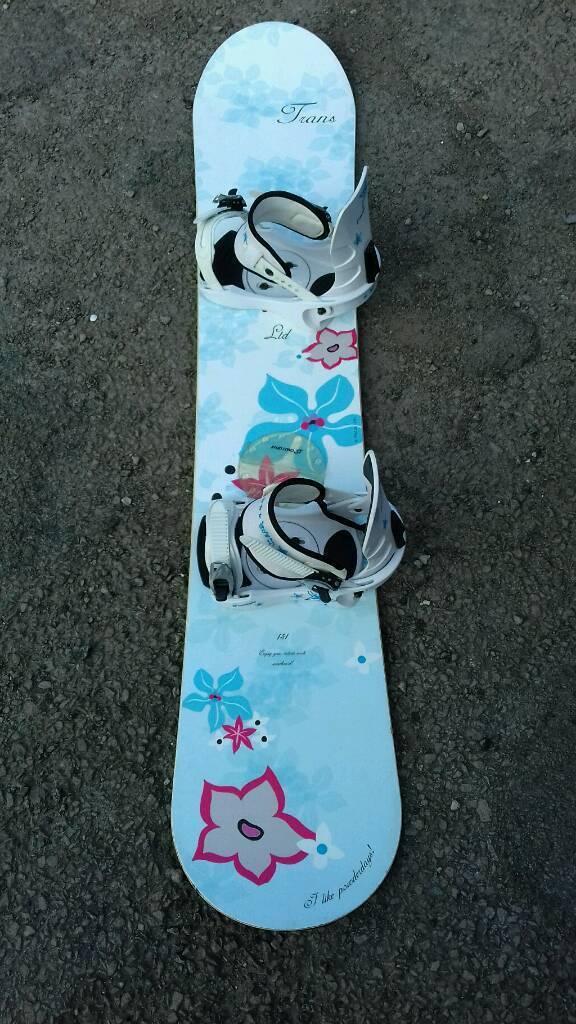 Trans 151 Custom-made Snowboard