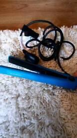 Straightener, curler and crimper