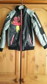 Disney Cars Leather jacket