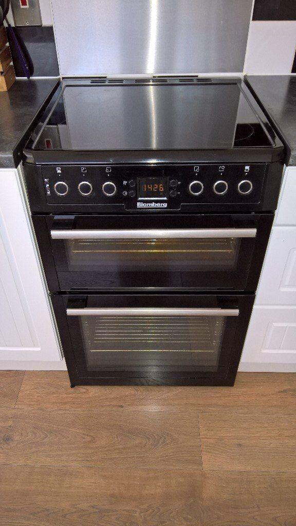 Electric Bloomberg freestanding cooker