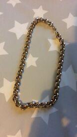 9ct gold heavy belchor chain 150 grams £2500 ono